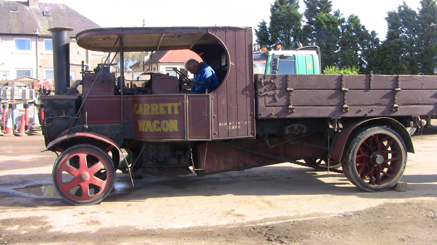 The Brown's new engine