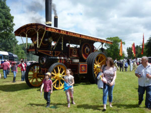 Steam Fair 2013